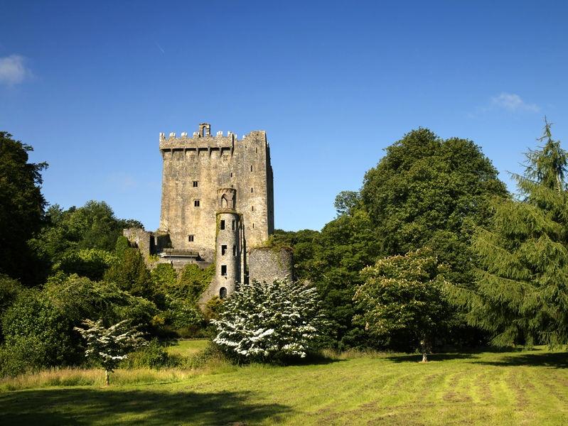 blarney castle blog